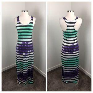 Just Love striped maxi dress